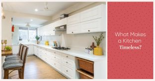How to Design a Kitchen That Will Never Go Out of Style