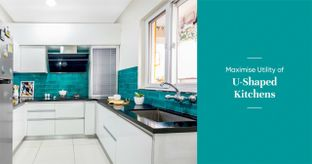 How to Make Your U-shaped Kitchen Work for You?