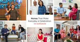 Top 13 Gurgaon Homes That Hit it Out of the Park