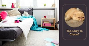 Off the Couch and Into a Clean Home with These Tips!