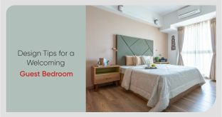 5 Steps to Turn Your Spare Room Into a Comfy Guest Room