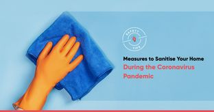 WHO & Other Experts Recommend These Steps to Clean Your Home