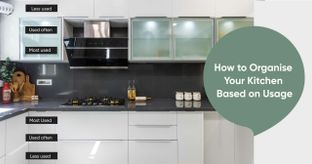 Which Cabinets Are the Most & Least Used in a Kitchen?