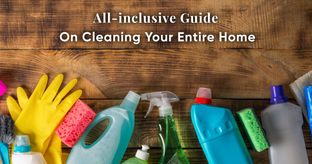 Genius Ways to Deep Clean Every Inch of Your Home