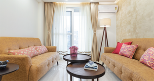 This Simple 3BHK Design Will Make You Want to Redesign Your Home