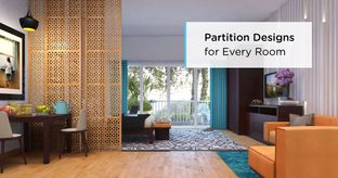 Stylish Partition Ideas for Small Homes