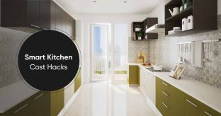 Make sure you know where your kitchen should go to!