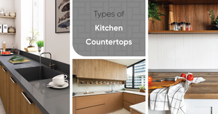 10 Countertop Materials You Need To Get For Your Kitchen