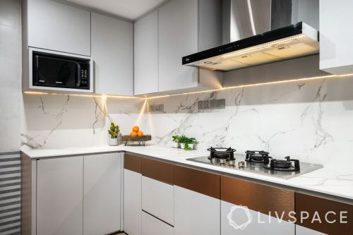 How to Make Your White Kitchen Interesting and Make it Stand Out?