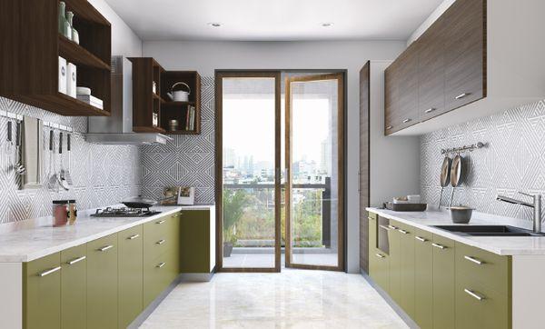 Nature-inspired Parallel Modular Kitchen