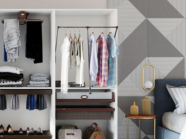 Pull-down Wardrobe Lift