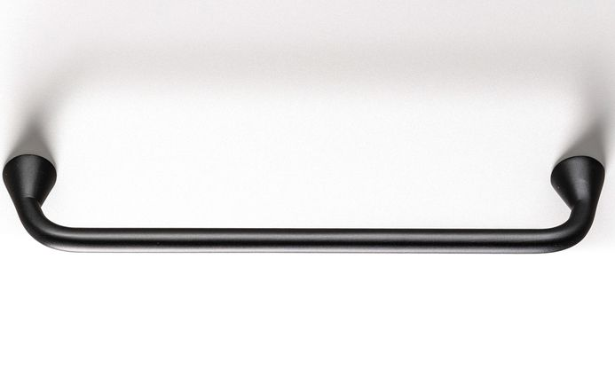 Bella, Matte black, 171mm