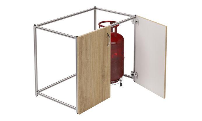 Base Cylinder Unit