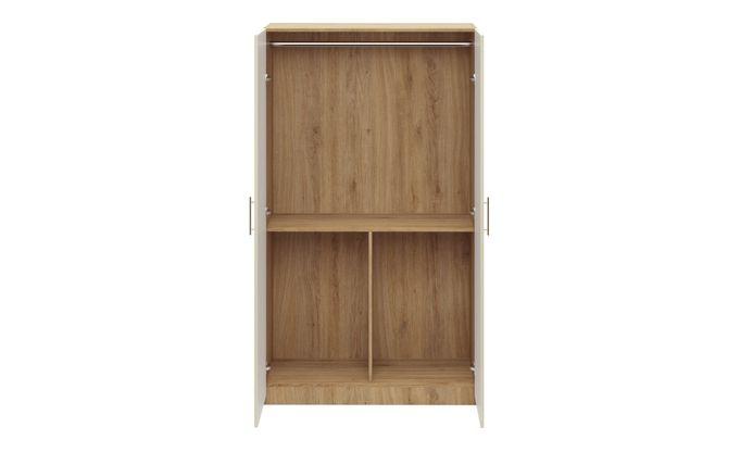 Swing 2-Door, Design-B, 2100 mm