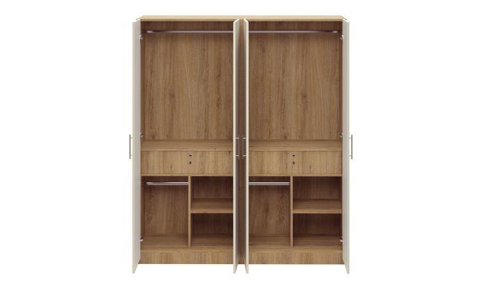 Swing 4-Door, 1 Drawer, 2100 mm