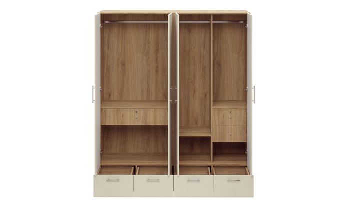 Swing, 3 Drawers, 1 Shelf, 2100 mm