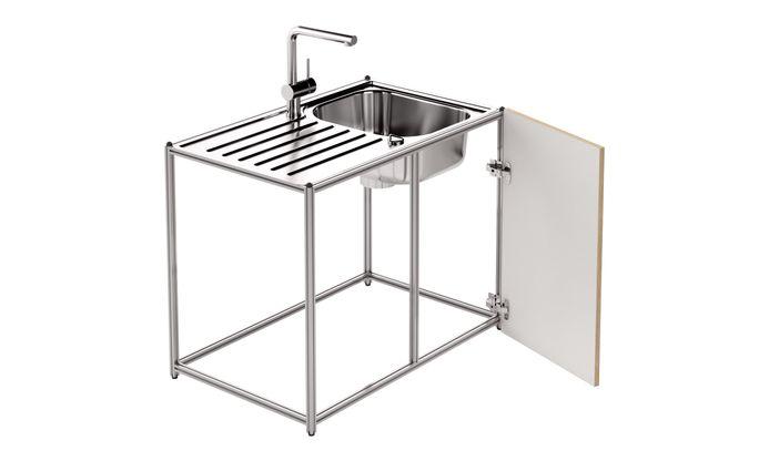 Sink Corner Unit