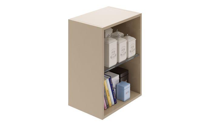 SS Wall Open Unit, 1 Shelf