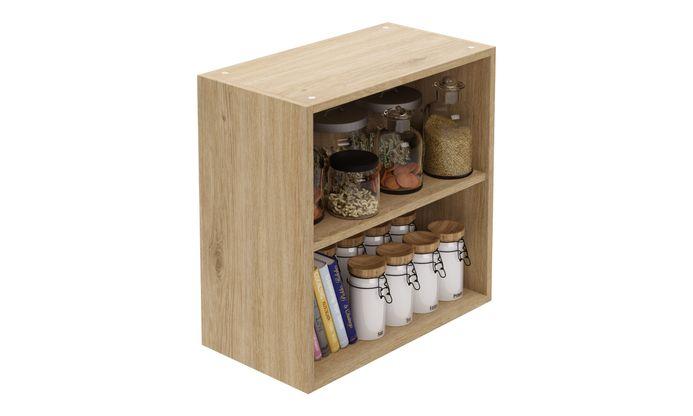 Wall Open Unit, 1 Shelf