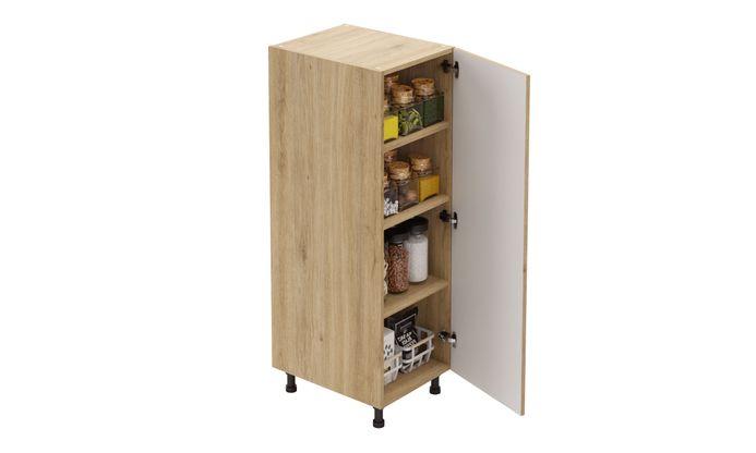 Mid-tall Unit, 3 Shelves
