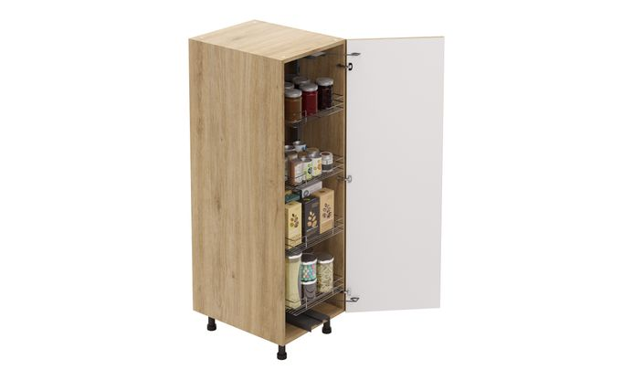 Mid-tall Unit, Front Pantry Pullout