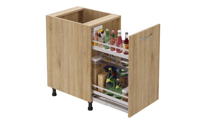 Spice Pullout, 2-tier