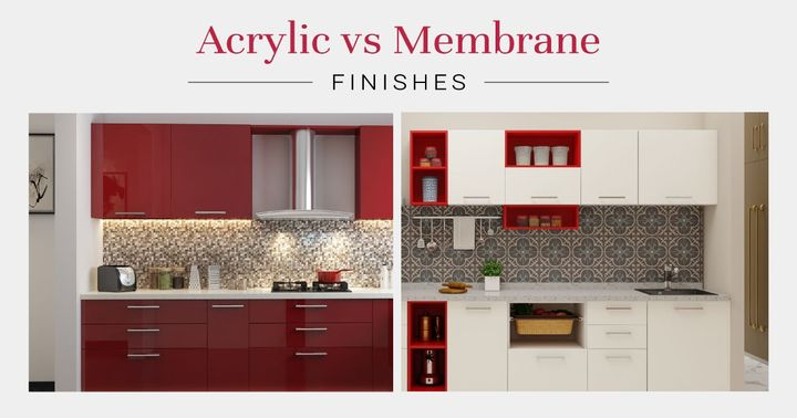 Acrylic or Membrane: Which is a Better Finish?