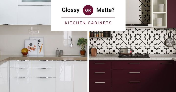 Pick the Right Finish for Your Kitchen Cabinets