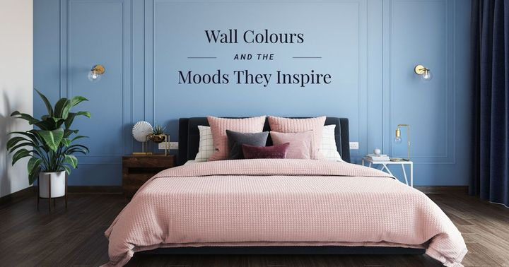 How Do Wall Colours Affect Your Mood?