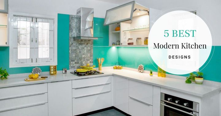 5 Modern Kitchens & Why We Love Them