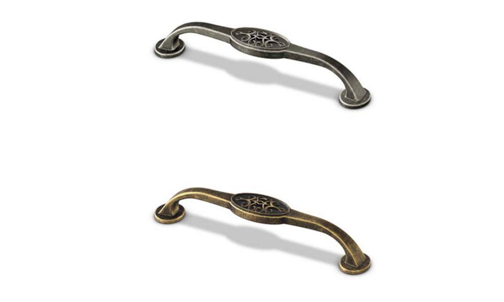 Siradia, Antique brass