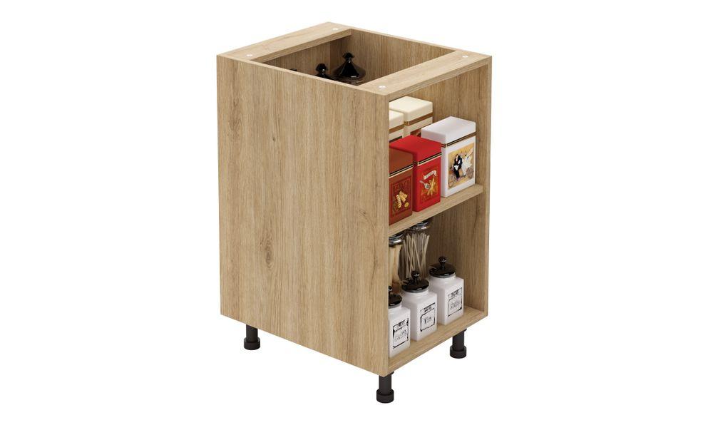 Base Open Unit, 1 Shelf